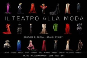"""""""Il Teatro alla Moda"""": al Palazzo Morando di Milano vanno in scena i grandi stilisti"""