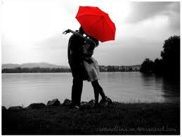 Il romantico bacio