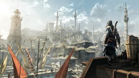 Assassin's Creed Revelation pronto per novembre