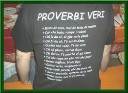 La verità dei proverbi