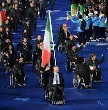 Atleti in campo: le Paralimpiadi