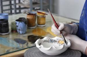 Le ceramiche perfette di Cerreto Sannita