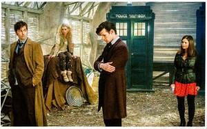 Doctor Who, fantascienza e non solo