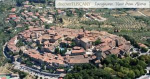Il borgo medievale di Lucignano