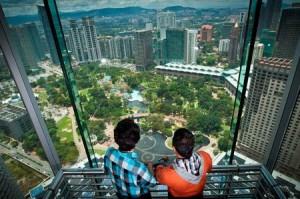 Kuala Lumpur, la  città dei bambini