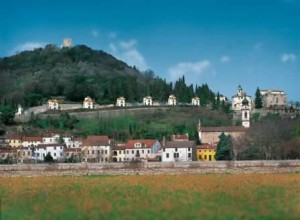 Le sette chiese di Monselice (PD)