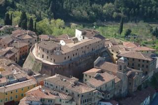 Il castello di Lari (PI)