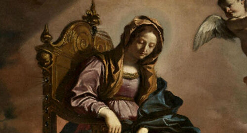 La Madonna della notte e la tecnologia