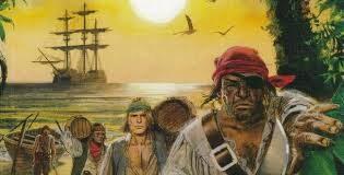 Due storie sui pirati tra realtà e fantasia