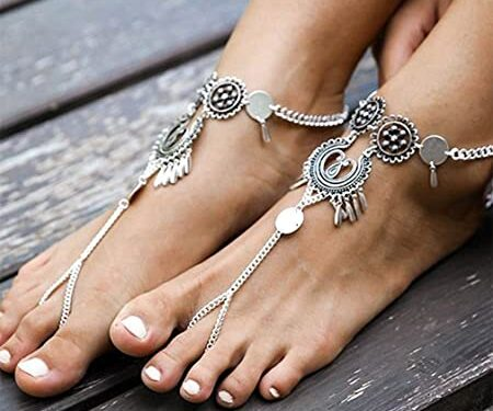Catenella al piede