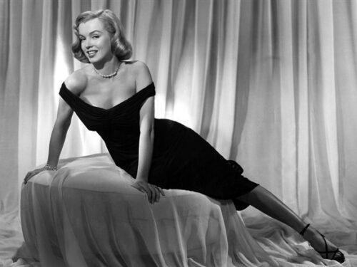 Stile Marilyn Monroe