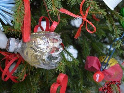 Gli sprechi degli addobbi di Natale