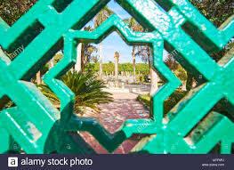 Il giardino andaluso dell'isola di Gezira