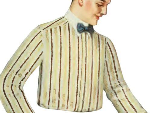 L'evoluzione storica della camicia