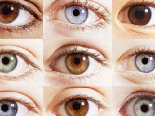 Forma degli occhi e personalità