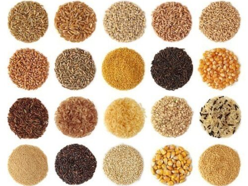 I vantaggi dei cereali dalla alimentazione