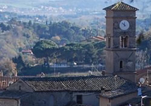 Il borgo di Sacrofano