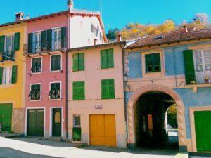 Il borgo di Torriglia