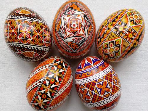 Il museo delle uova pasquali decorate in Ucraina