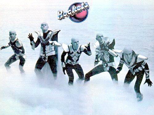 La band rock Rockets