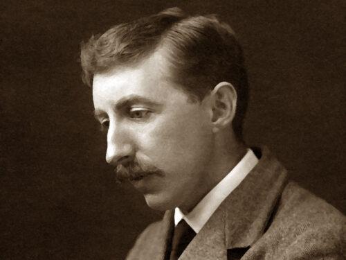 La biografia dello scrittore Forster